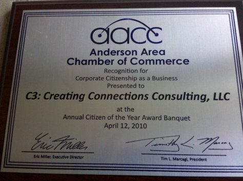 AACC Business of the Year Finalist Award