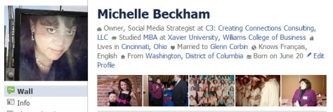Michelle Beckham of C3:Creating Connections Consulting