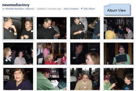 C3: Creating Connections Consulting shares recent Facebook changes to photo albums for Profiles & Pages.