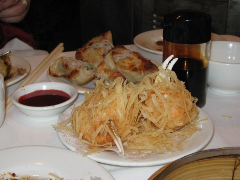 Dim Sum in China Town on Victoria Island, BC