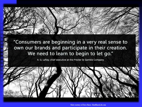 Lafley Quote Slide via Dave Knox- HardKnoxLife.com
