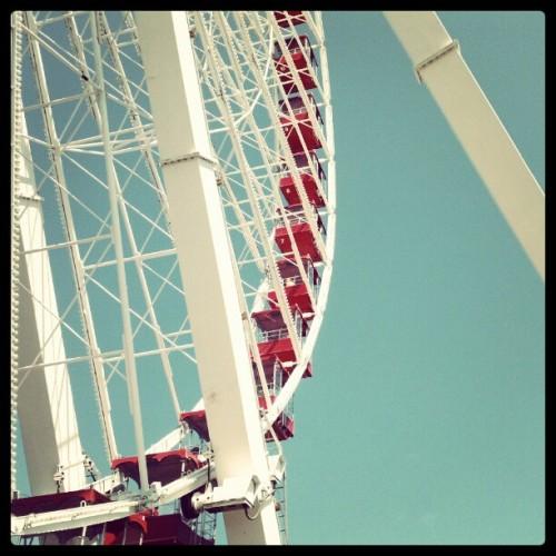 Instagram collection of Michelle Beckham- Chicago Navy Pier 2012